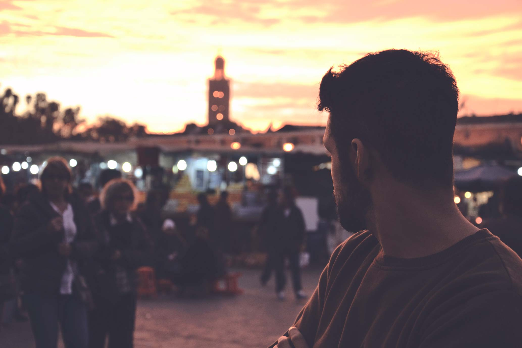 travel within Morocco Marrakech