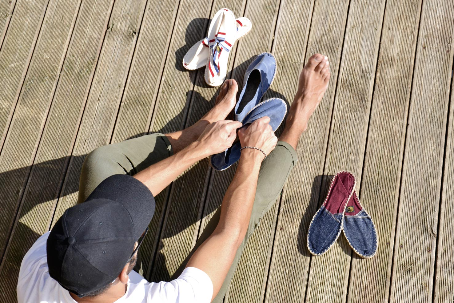 Art of Soule Espadrille Made in France Homme