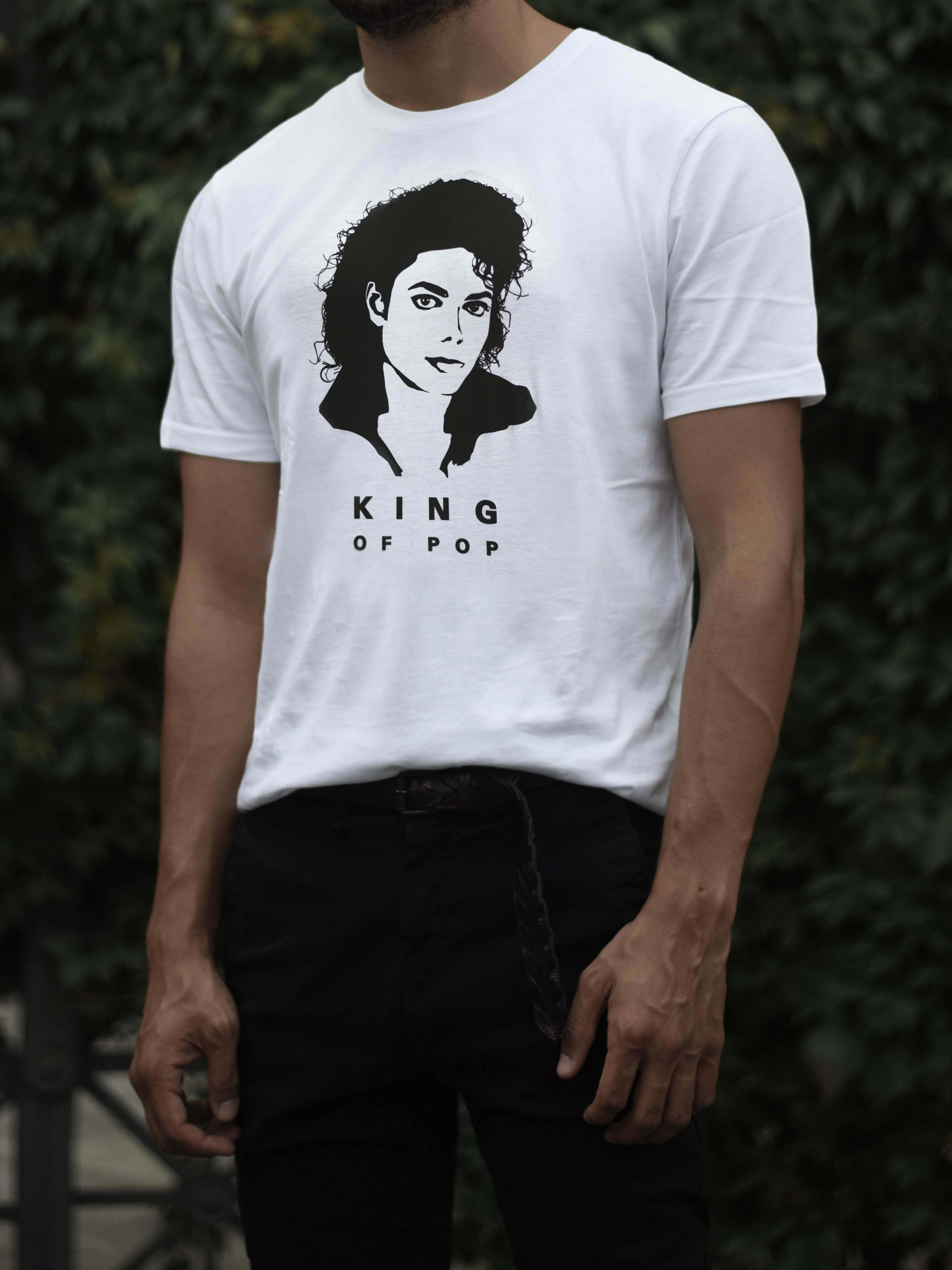 Hugo Boss x Michael Jackson ULMN Manuel Otgianu details