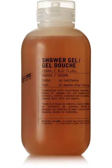 Le Labo Shower Gel hinoki