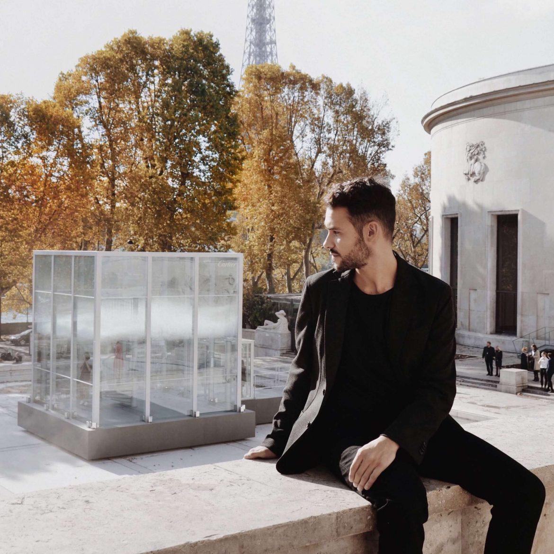 OSNI Cartier Paris Installation
