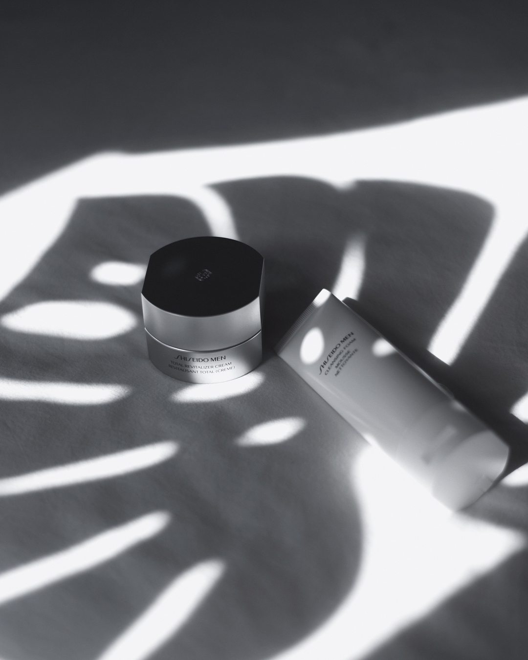Shiseido Men Products - Manuel Otgianu - ULMN