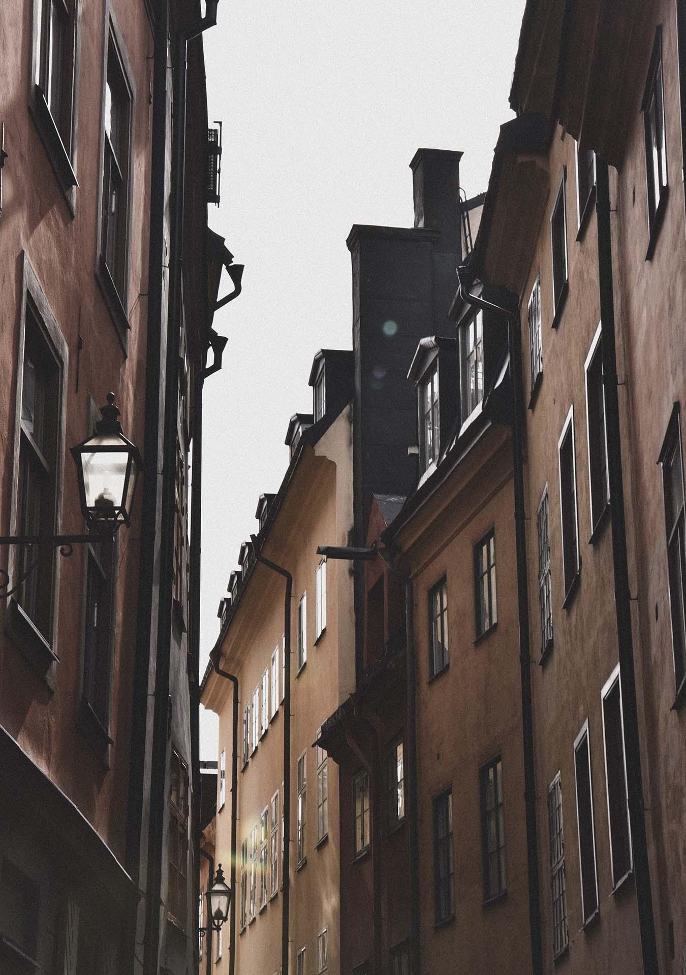THREE DAYS IN STOCKHOLM Stoccolma Manuel Otgianu - STREET